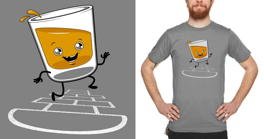 Hopscotch! by tomburns on Threadless
