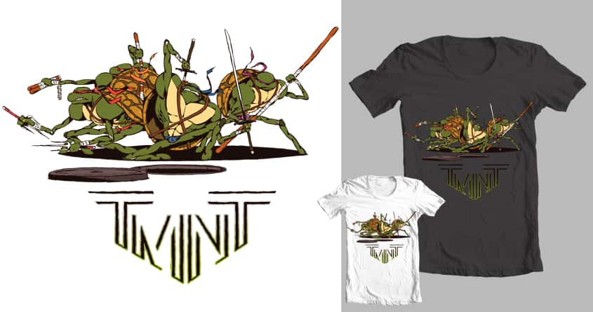 T.M.N.T by Vic* on Threadless