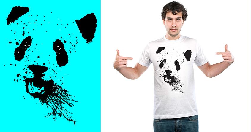 Panda Bear by ImMrPanda on Threadless