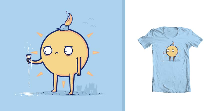 Sunny holiday by randyotter3000 on Threadless