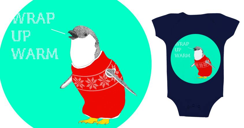 Wrap up Warm by nedblr on Threadless