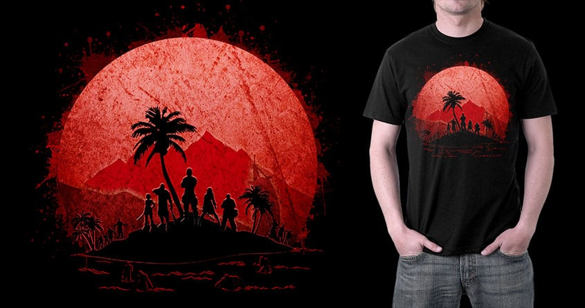 They Are Coming by haydngolden on Threadless