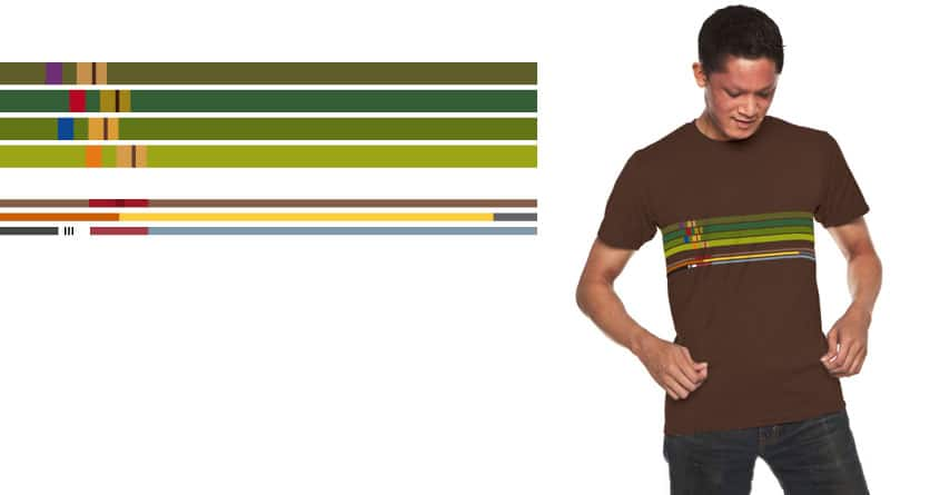 Subtle Turtles by MerryMimic on Threadless