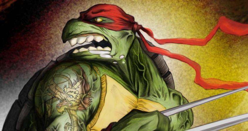 dragon ralph by juliomndz on Threadless