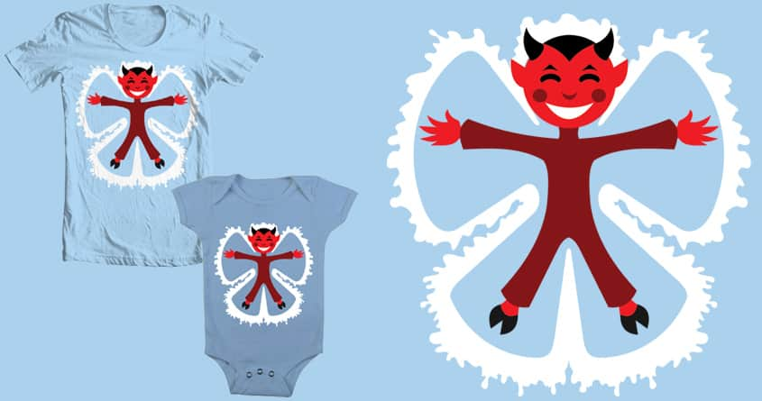 Snow Angel by Verreaux on Threadless