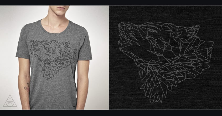 A Wolf's Tale by expo on Threadless
