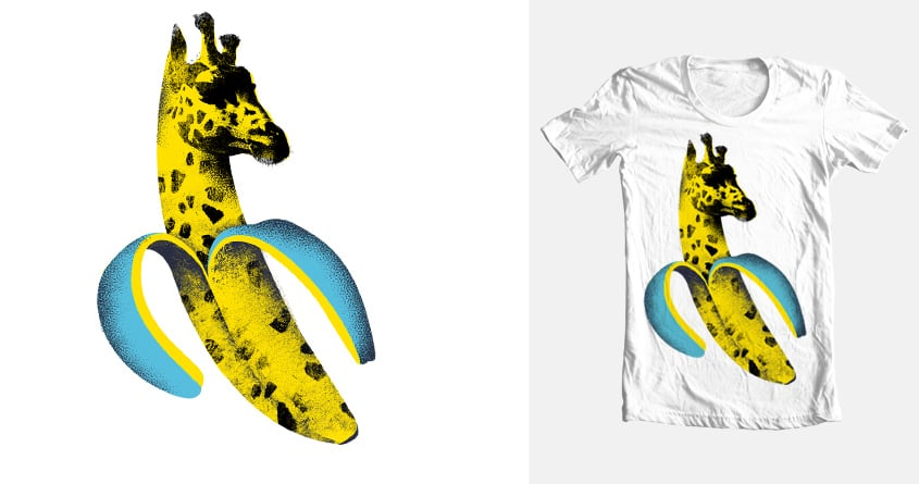 Yellow With Spots by joaolauro on Threadless