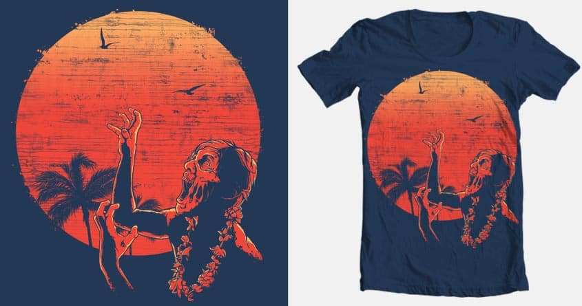 Dawn Of The Dead .... by Nos4a2 on Threadless