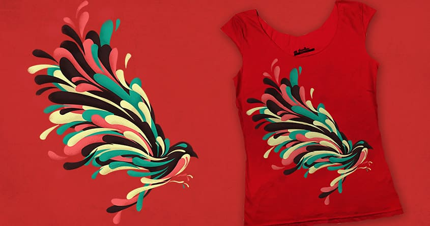 Avian by DontCallMeBlanket on Threadless