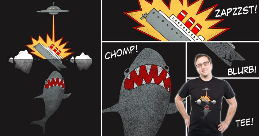 Bad Luck Combo by Goto75 on Threadless