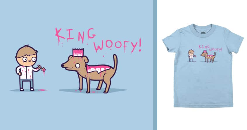 Dog additions by randyotter3000 on Threadless