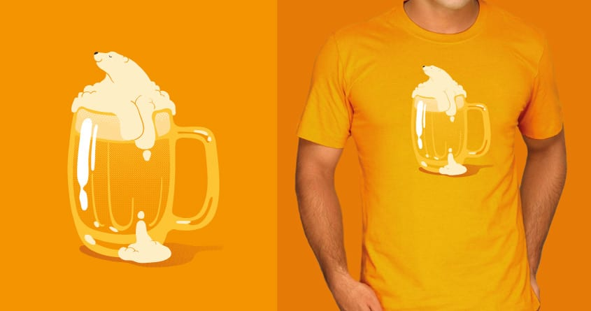 polar beer by anivini on Threadless