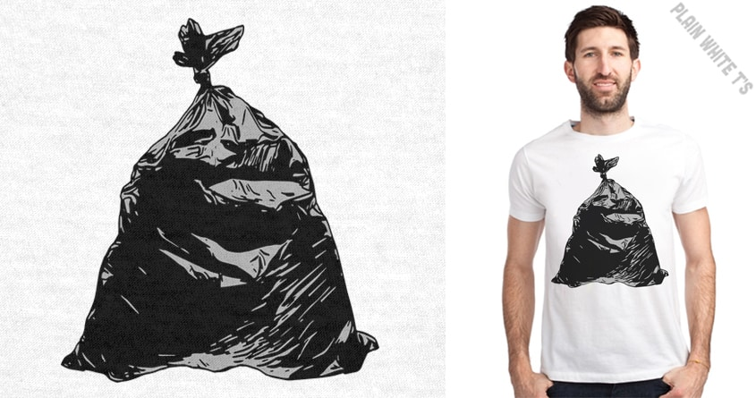 One Man's Trash Is Another Man's Treasure  by ArTrOcItY on Threadless