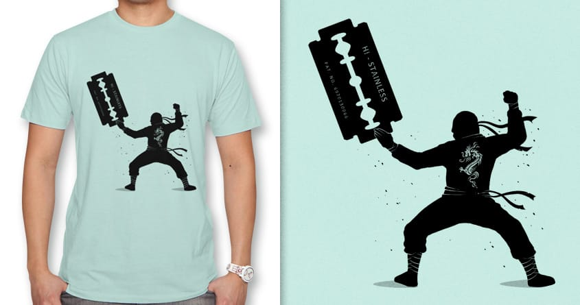 The Ultimate Weapon by azrhon on Threadless