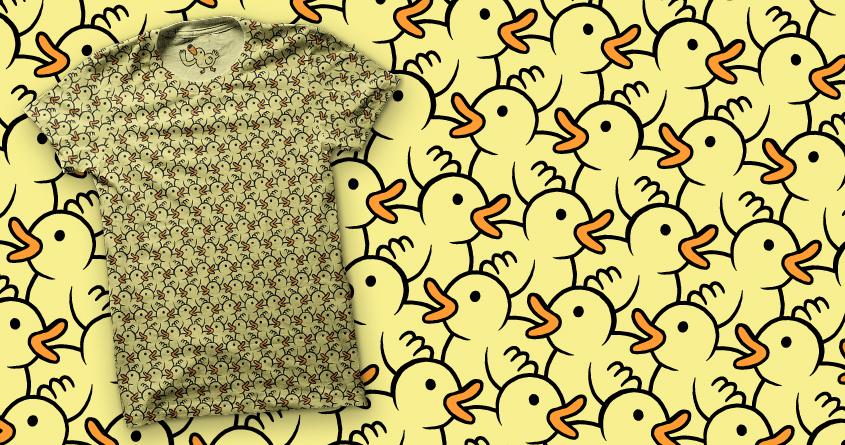 Regular Show - A Bunch of Baby Ducks by jpjpjp on Threadless