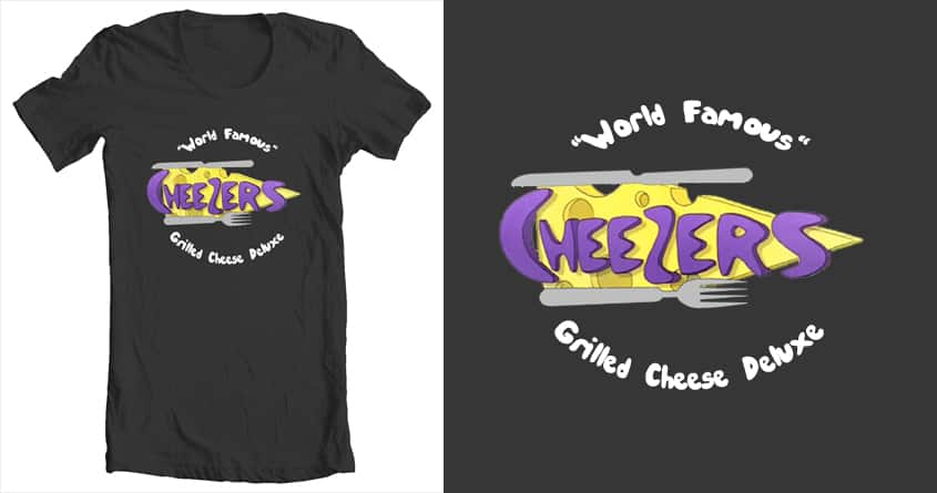 Cheezer's World Famous by zigzagged on Threadless