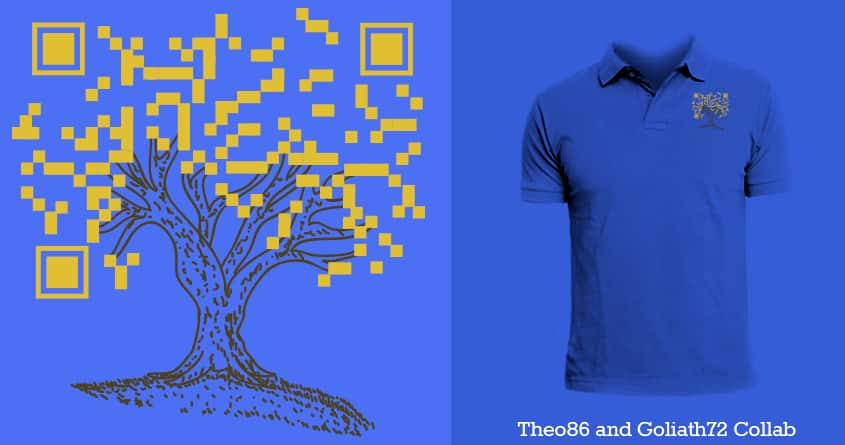 Future Tree by Theo86 and goliath72 on Threadless