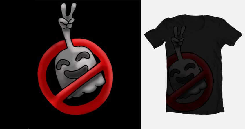I Ain't Afraid Of No Fives by Ghostbusterstwo and deanna.j.smith.3 on Threadless