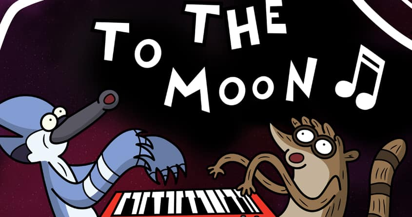 To The Moon! by Haragos on Threadless