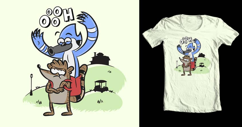 Park Pack by Haragos on Threadless