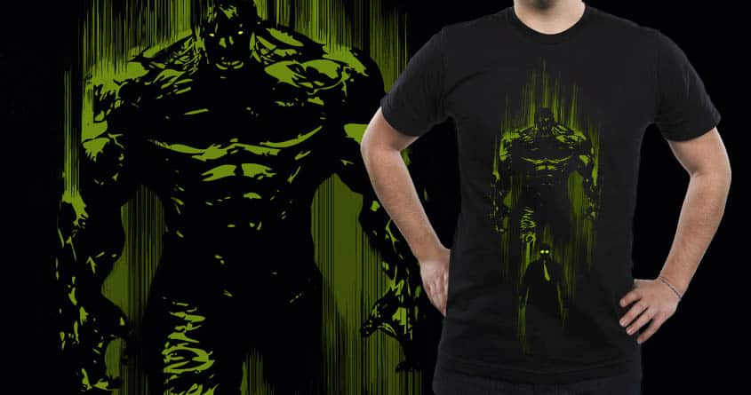 The Green Thing by thesimplyshit on Threadless
