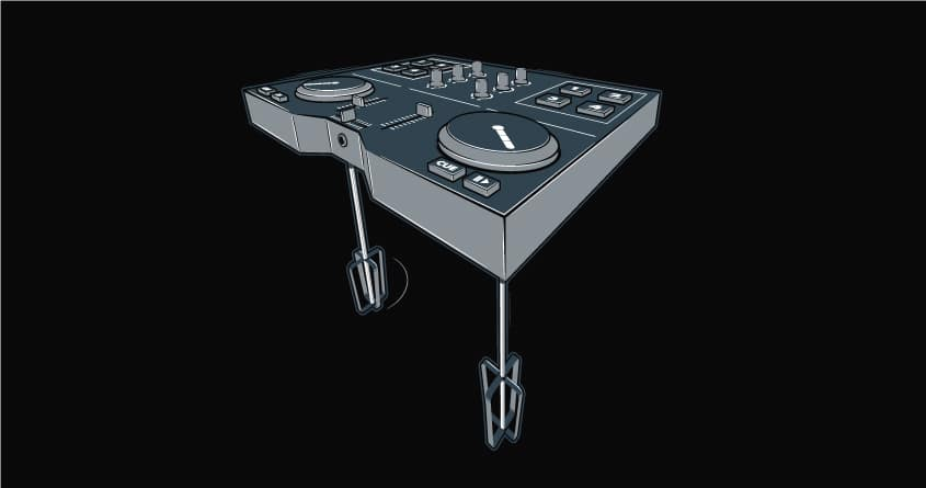 Mixer by Normero on Threadless