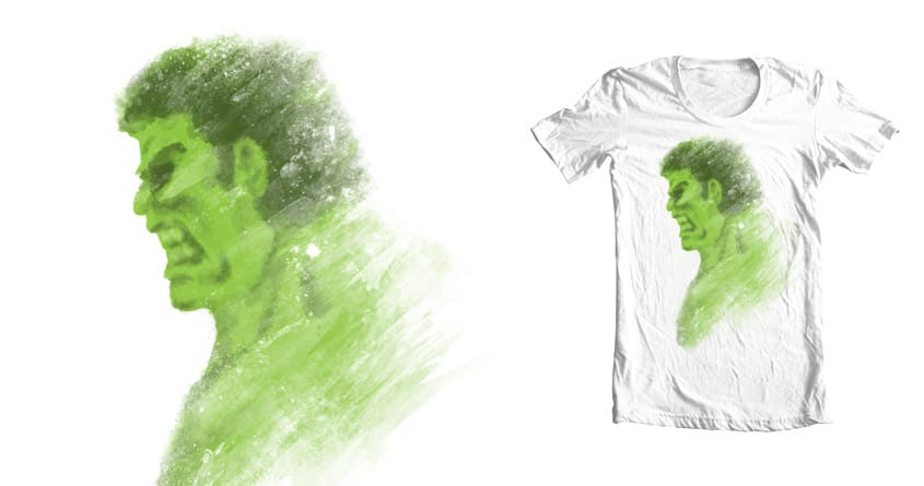 In the Shadow by Iconwalk on Threadless