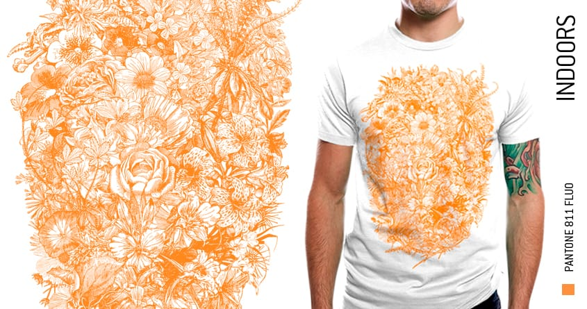 Bouquet Final by v_calahan on Threadless