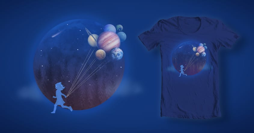 The Curious Collector by ktran126 on Threadless