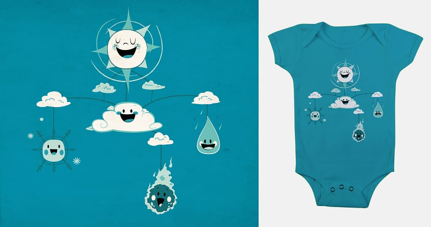 Mobile Weather by helldozer on Threadless