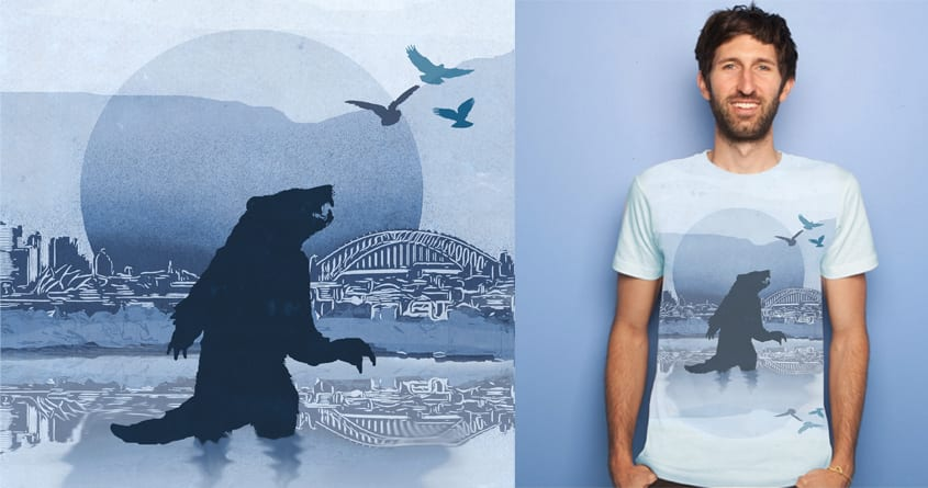 Down Under by ArTrOcItY on Threadless