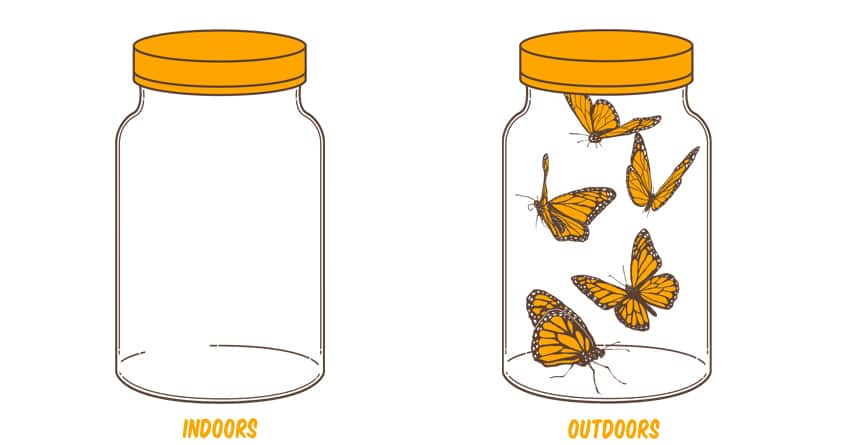The Glass Jar by Doodle by Ninja! on Threadless