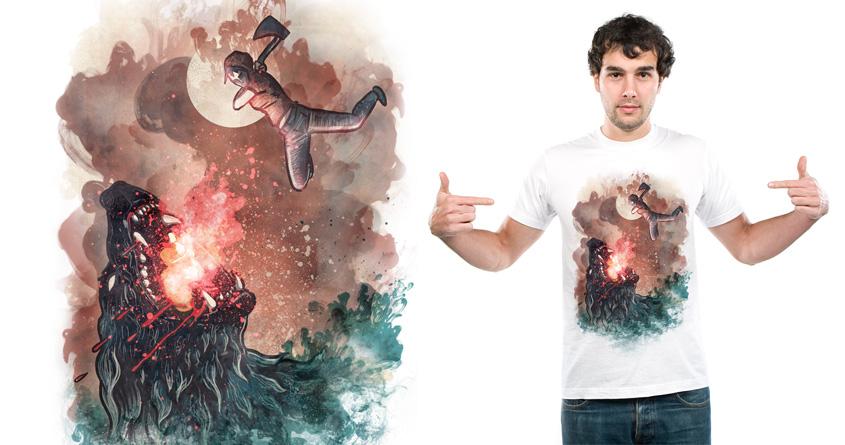 Dragonslayer by David Maclennan on Threadless