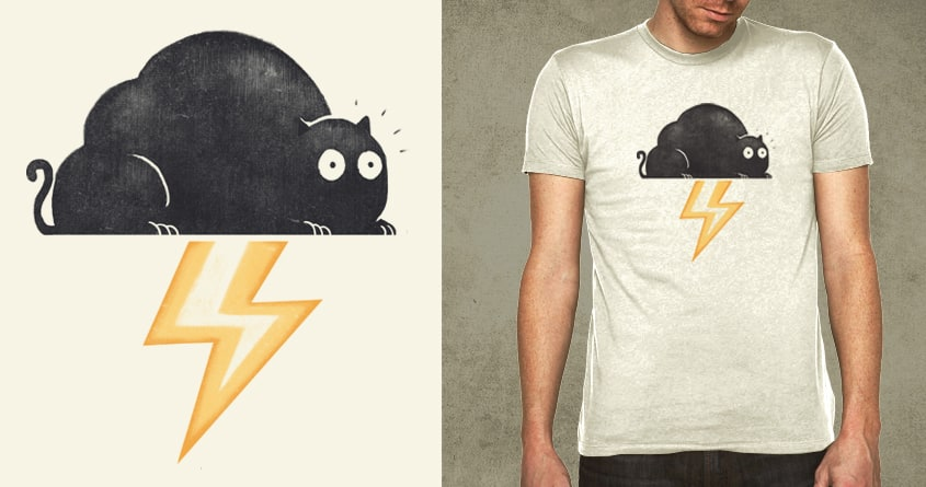 The Thunder Cat... by DannE-B on Threadless