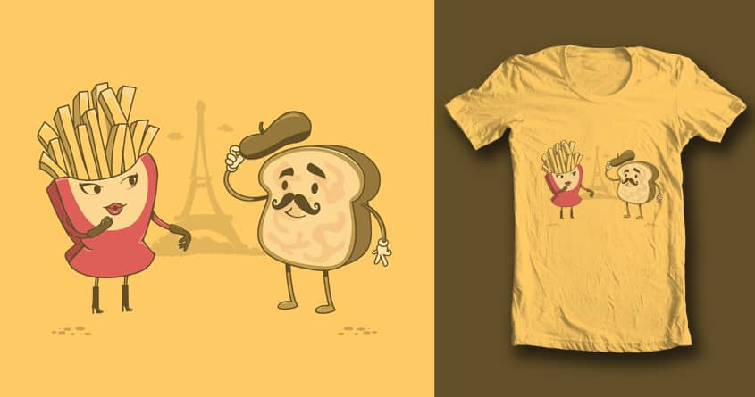 The French Connection by Anishaxx1 on Threadless