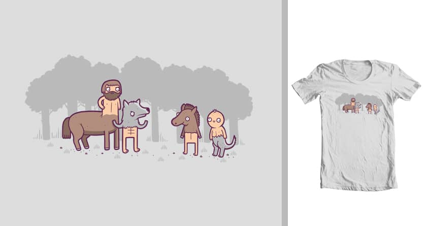 Special Friends by randyotter3000 on Threadless