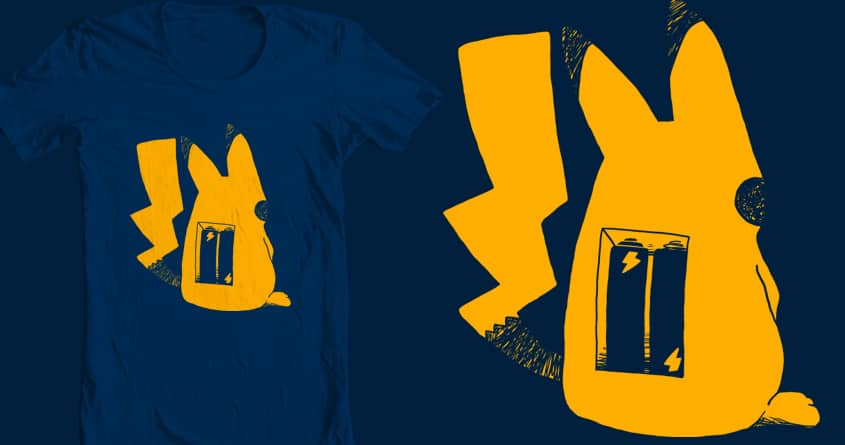 Energy by tobiasfonseca on Threadless
