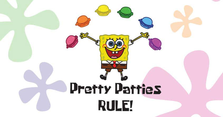 how to make pretty patties