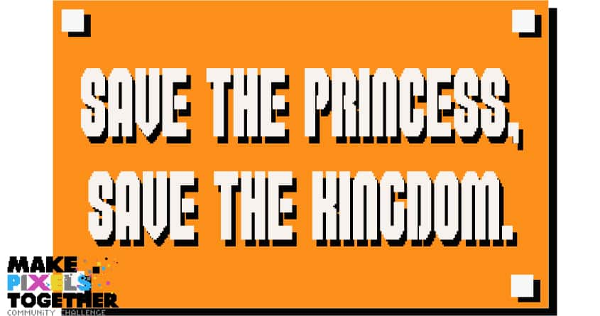 Save the Princess by goliath72 on Threadless