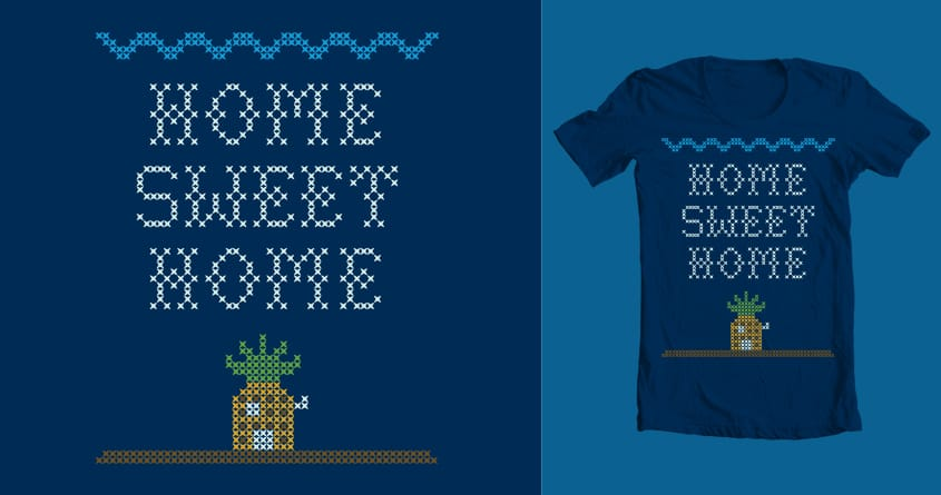 Home Sweet Home by murraymullet on Threadless