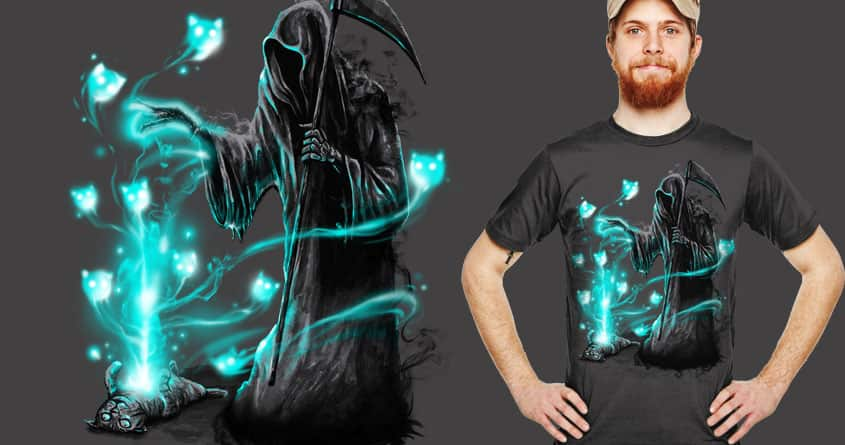 nine soul taker by bokien on Threadless