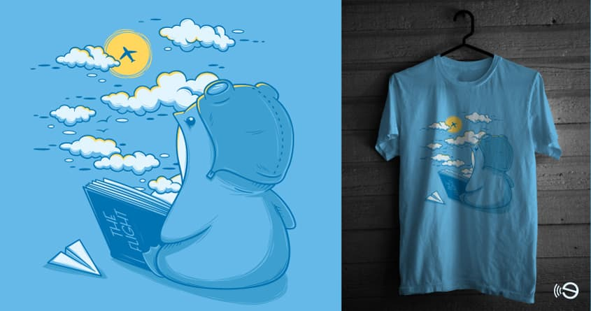 Believe by gebe on Threadless