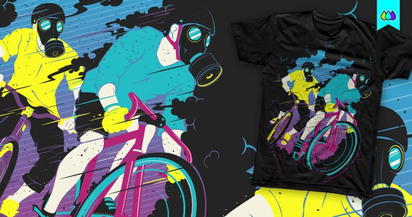 THE GREATEST ESCAPE by S-3 on Threadless