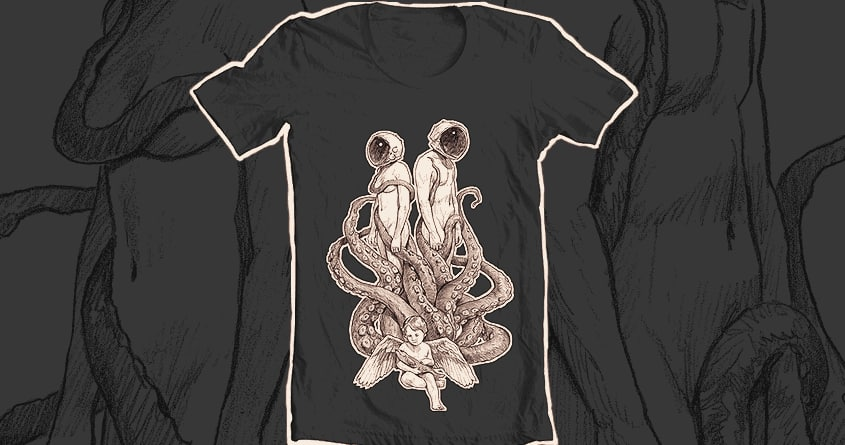 Solitude by Moutchy on Threadless