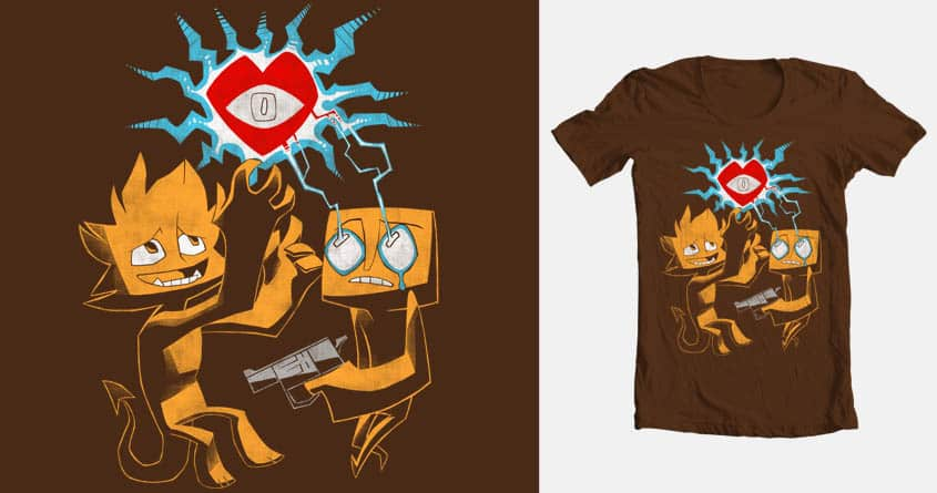 The Sound They Made by ProjectENDO on Threadless