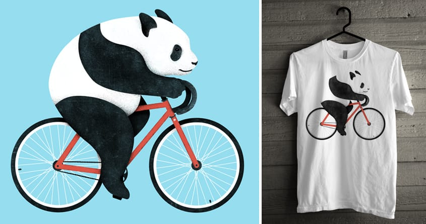Panda Express by arzie13 on Threadless
