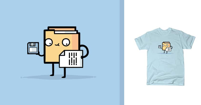 Save to folder by randyotter3000 on Threadless