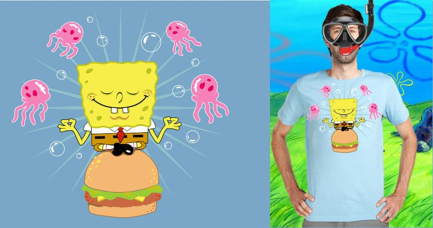 Spongevana by Travegan on Threadless