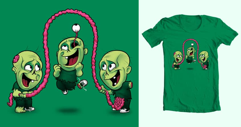 Playtime of the dead by Ian-S on Threadless