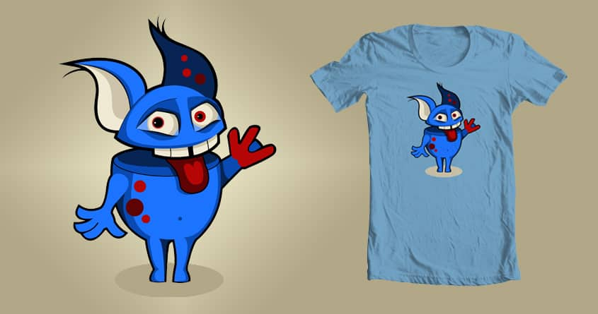 Rock'n'Rolla! by Timbudon on Threadless